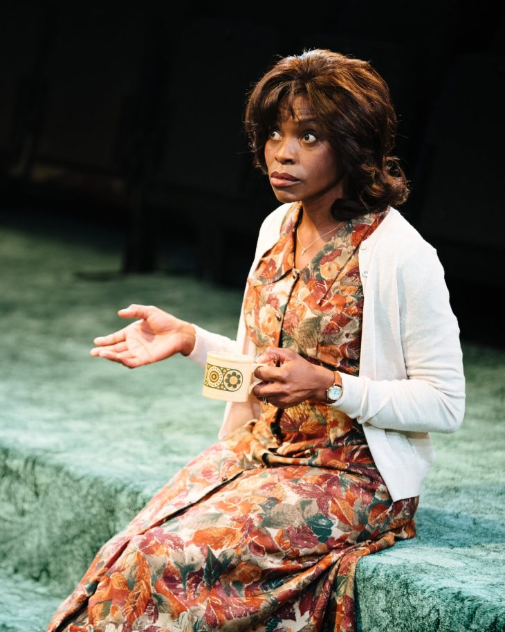 Rakie Ayola as Vivian. Photograph: Helen Murray