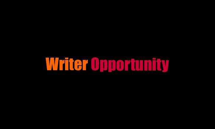 Writer Opportunity logo