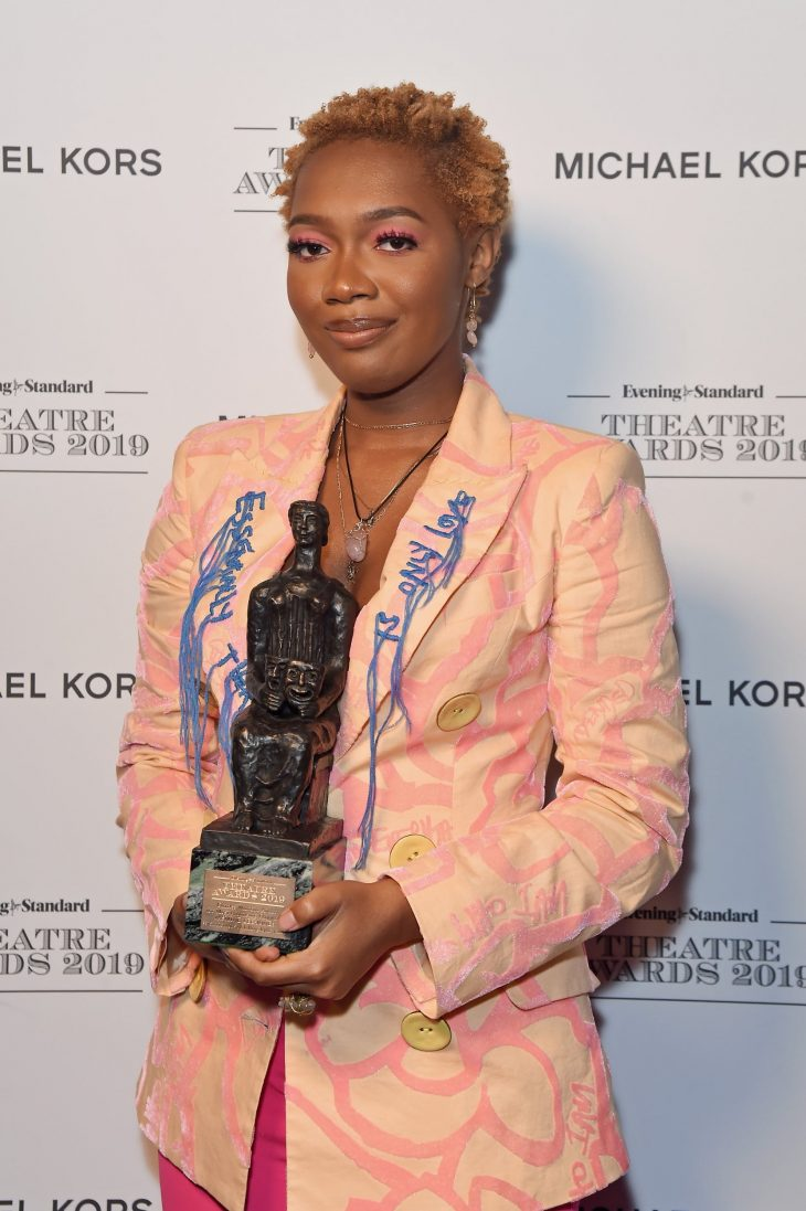 Jamsine Lee Jones wins Charles Wintour Award
