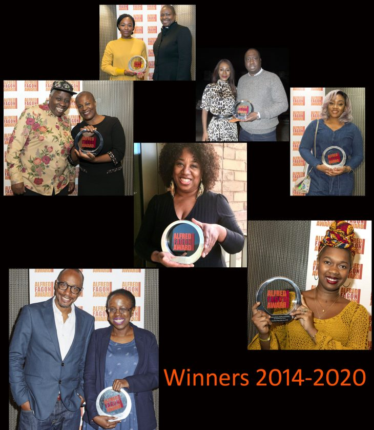 Winners from 2014-2020
